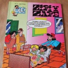 Cómics: ANUNCIO RESERVADO ------------------ ZIPI ZAPE 21 -------. Lote 277448083