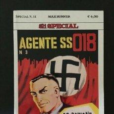 Cómics: MAGNUS & BUNKER - DENNIS COBB AGENTE SS 018 - SPECIAL N.11 - MAX BUNKER PRESS. Lote 277725778