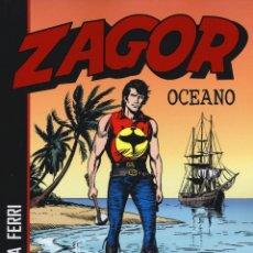 Cómics: ZAGOR OCEANO - NOLITA FERRI - BONELLI - BONELLI. Lote 277725818