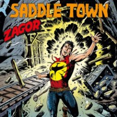 Cómics: ZAGOR ZENITH N.678 SADDLE TOWN - BONELLI. Lote 277725848