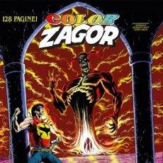 Cómics: ZAGOR COLOR N.5 L'ANTICA MALEDIZIONE - BONELLI. Lote 277725858