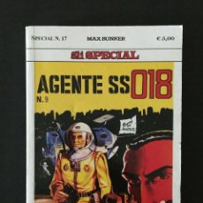 Cómics: MAGNUS & BUNKER - DENNIS COBB AGENTE SS 018 - SPECIAL N.17 - MAX BUNKER PRESS. Lote 277725883