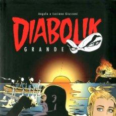 Cómics: DIABOLIK GRANDE N.8 - QUINDICI MINUTI PER MORIRE - MONDADORI. Lote 277725893