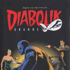 Cómics: DIABOLIK GRANDE N.1 - DIABOLIK CONTRO EVA - MONDADORI. Lote 277725898