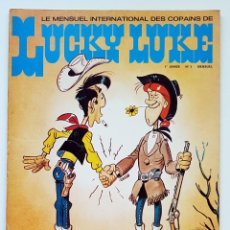 Cómics: LUCKY LUKE Nº 3 - MENSUEL INTERNATIONAL DES COPAINS - DARGAUD 1974. Lote 278271148
