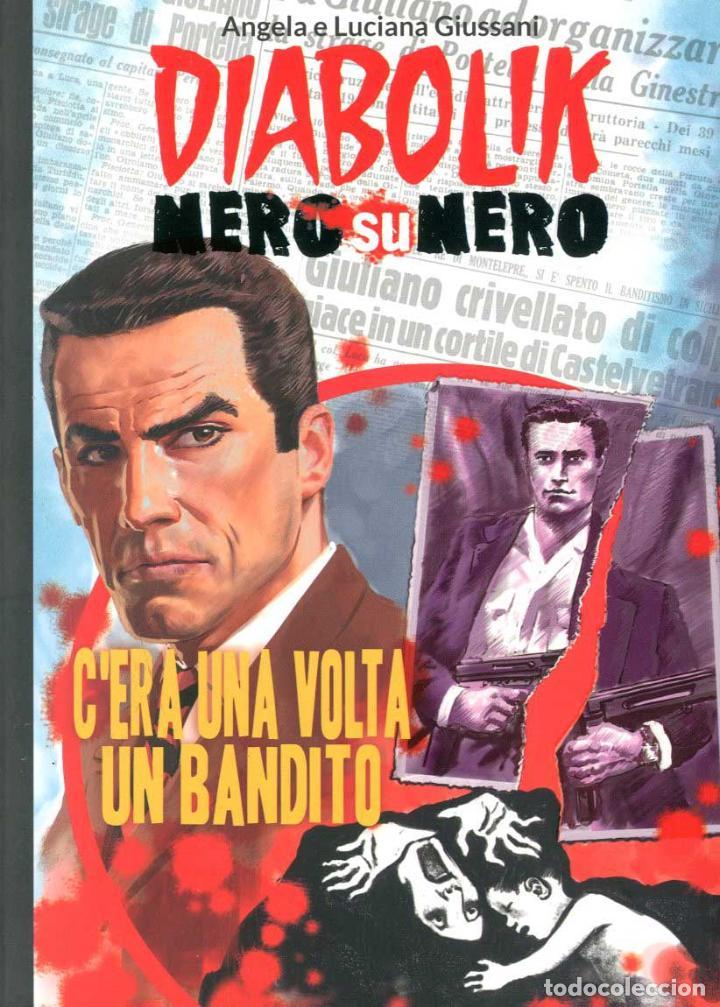 DIABOLIK NERO SU NERO N.24 - GAZZETTA DELLO SPORT - LA GAZZETTA DELLO SPORT (Tebeos y Comics - Comics Lengua Extranjera - Comics Europeos)