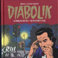 Cómics: DIABOLIK GLI ANNI DELLA GLORIA N.2 - MONDADORI (BLISTERATO) - MONDADORI ED.. Lote 278375658