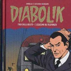 Cómics: DIABOLIK GLI ANNI DELLA GLORIA N.4- MONDADORI (BLISTERATO) - MONDADORI ED.. Lote 278375678