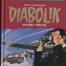 Cómics: DIABOLIK GLI ANNI DELLA GLORIA N.6 - MONDADORI (BLISTERATO) - MONDADORI ED.. Lote 278375683