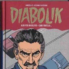 Cómics: DIABOLIK GLI ANNI DELLA GLORIA N.10 - MONDADORI - MONDADORI ED.. Lote 278375693