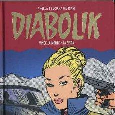 Cómics: DIABOLIK GLI ANNI DELLA GLORIA N.8 - MONDADORI - MONDADORI ED.. Lote 278375703