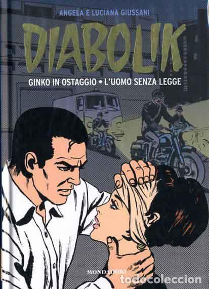 DIABOLIK GLI ANNI D'ORO N.13 - MONDADORI - MONDADORI ED. (Tebeos y Comics - Comics Lengua Extranjera - Comics Europeos)