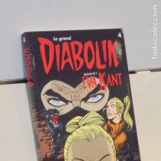 Cómics: LE GRAND DIABOLIK Nº 4 SPÉCIAL Nº 1 EVA KANT - CLAIR DE LUNE EN FRANCÉS. Lote 278506723