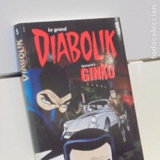 Cómics: LE GRAND DIABOLIK Nº 5 SPÉCIAL Nº 2 GINKO - CLAIR DE LUNE EN FRANCÉS. Lote 278507043