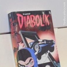 Cómics: LE GRAND DIABOLIK Nº 3 - CLAIR DE LUNE EN FRANCÉS 384 PAGINAS. Lote 278507423