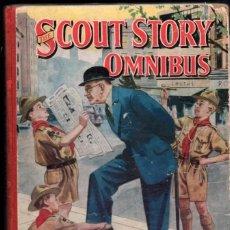 Cómics: THE SCOUT STORY OMNIBUS, 1955. BRITANICO, FLEETWAY, IPC, THOMSON, BEANO, PUNCH.... Lote 280501448