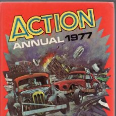 Cómics: ACTION ANNUAL 1977. BRITANICO, FLEETWAY, IPC, THOMSON, BEANO, PUNCH.... Lote 280502813