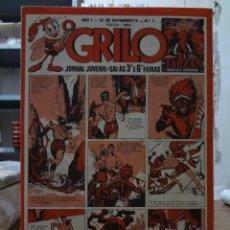 Cómics: O GRILO COMPLETA 64 NUMEROS. Lote 280736973
