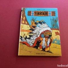 Cómics: YAKARI Nº 1- EDICION EN FRANCES ( BRUSELAS) - ROSSEL EDITION AÑO 1973 -MUY DIFICIL. Lote 280765683