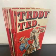 Cómics: TEDDY TED - DEL 1 AL 8 ESPECIAL PIF GADGET / CÓMIC BAND, FRANCÉS - MUY RAROS. Lote 280956228