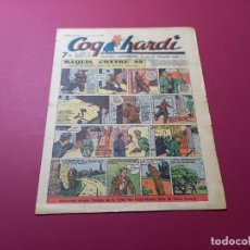 Cómics: COQ HARDI. N° 66 -ANNÉE 1947-PARIS. Lote 281969348
