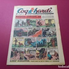 Cómics: COQ HARDI. N° 67 -ANNÉE 1947-PARIS. Lote 281969413