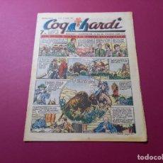 Cómics: COQ HARDI. N° 69 -ANNÉE 1947-PARIS. Lote 281969573