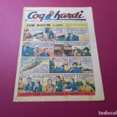 Cómics: COQ HARDI. N° 70 -ANNÉE 1947-PARIS. Lote 281969648