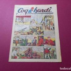 Cómics: COQ HARDI. N° 72 -ANNÉE 1947-PARIS. Lote 281969758