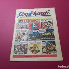Cómics: COQ HARDI. N° 74 -ANNÉE 1947-PARIS. Lote 281969948