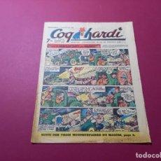 Cómics: COQ HARDI. N° 75 -ANNÉE 1947-PARIS. Lote 281970083