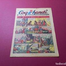 Cómics: COQ HARDI. N° 76 -ANNÉE 1947-PARIS. Lote 281970158