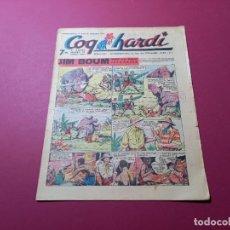 Cómics: COQ HARDI. N° 79 -ANNÉE 1947-PARIS. Lote 281970358
