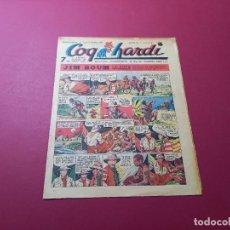Cómics: COQ HARDI. N°80 -ANNÉE 1947-PARIS. Lote 281970433