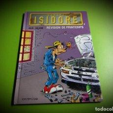 Cómics: GARAGE ISIDORE -RÉVISION DE PRINTEMPS C1. Lote 282046963