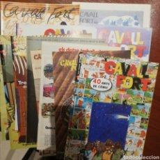 Comics : CAVALL FORT, DIVERSOS. Lote 287553673