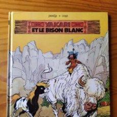 Cómics: YAKARI ET LE BISON BLANC - DERIB & JOB - ALBUM TAPA DURA CASTERMAN 1977 EN FRANCES -. Lote 287698933