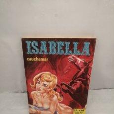 Cómics: ISABELLA, LA DUCHESSE DU DIABLE, NUM. 64: CAUCHEMAR (PREMIÈRE ÉDITION). Lote 287979383