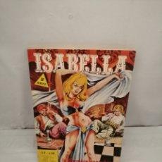 Cómics: ISABELLA, LA DUCHESSE DU DIABLE, NUM. 94: LA DERNIERE CONCUBINE (PREMIÈRE ÉDITION). Lote 287979468