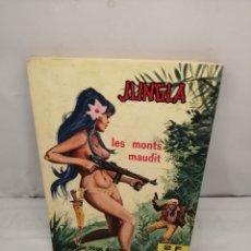 Cómics: JUNGLA, LA VIERGE AFRICAINE, NUM. 9: LES MONTS MAUDIT (PREMIÈRE ÉDITION). Lote 287979683
