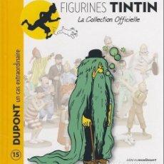 Cómics: LA COLLECTION OFFICIELLE TINTIN 15 FERNÁNDEZ UN CASO EXTRAORDINARIO EN FRANCÉS EDITIONS MOULINSART. Lote 289514958