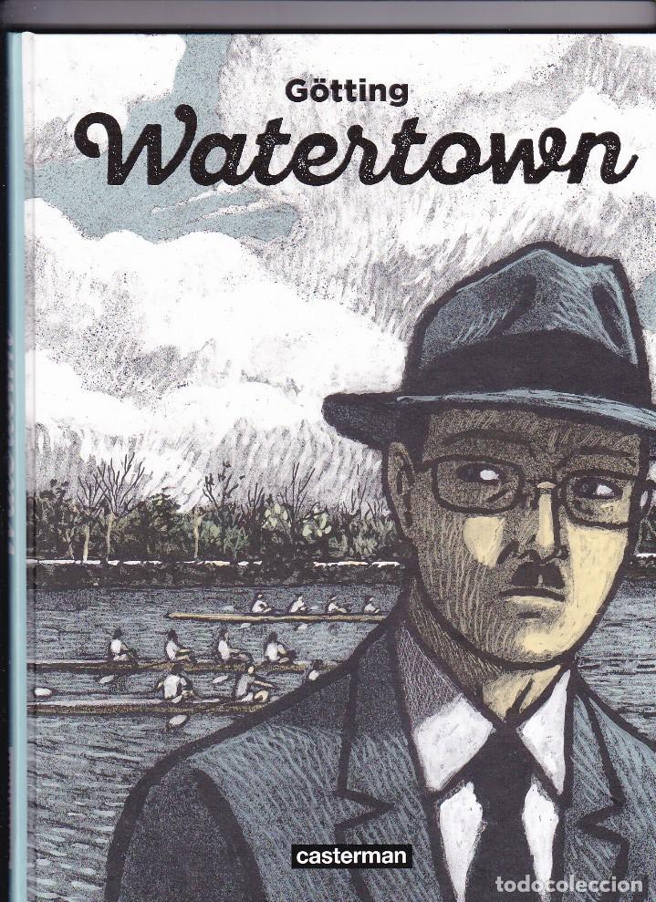 WATERTOWN - GÖTTING - 1ª ED. 11/2015 (Tebeos y Comics - Comics Lengua Extranjera - Comics Europeos)