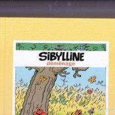 Cómics: SIBYLLINE DÉMÉNAGE (FLOUZEMAKER) - TL 399 EX. (EX. 314/399) - MACHEROT. Lote 289601163