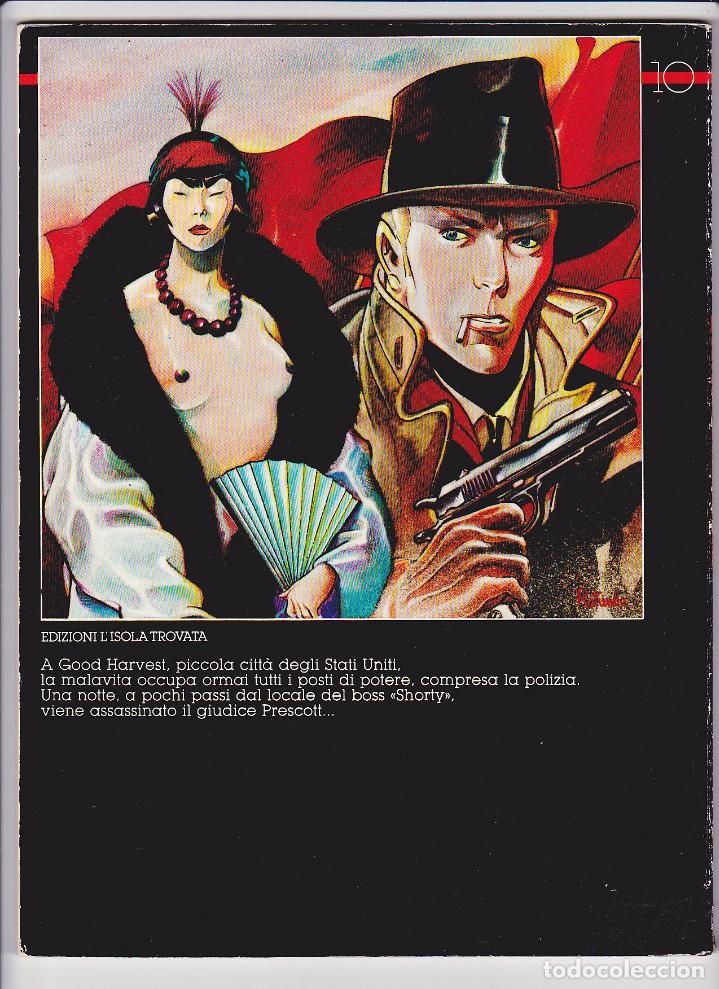 Cómics: Il Detetive Senza Nome (Albi di Orient Express 10) - Rotundo/Mignacco - Foto 2 - 289602793