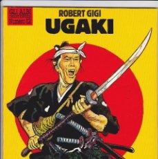 Cómics: UGAKI (ALBI DI ORIENT EXPRESS 12) - ROBERT GIGI. Lote 289602973