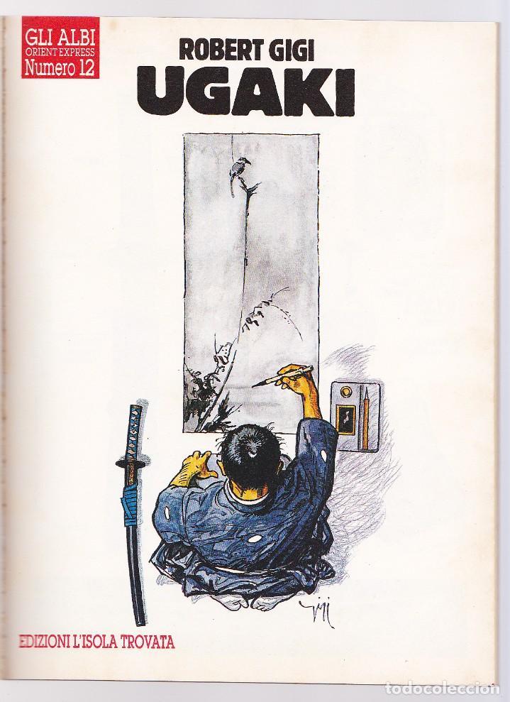 Cómics: Ugaki (Albi di Orient Express 12) - Robert Gigi - Foto 3 - 289602973