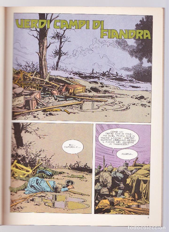 Cómics: Mac lo Straniero - Verdi Campi di Fiandra (Protagonisti di Orient Express 13) - Tacconi - Foto 4 - 289603978