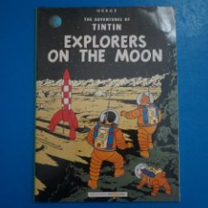Cómics: COMIC DE LAS AVENTURAS DE TINTIN EXPLORERS ON THE MOON EN INGLES Nº 13 AÑO 198? ED. DEL PRADO L 29 B. Lote 289819233