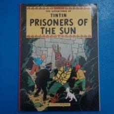 Cómics: COMIC DE LAS AVENTURAS DE TINTIN PRISONERS OF THE SUN EN INGLES Nº 2 AÑO 198? ED. DEL PRADO L 29 B. Lote 289820798
