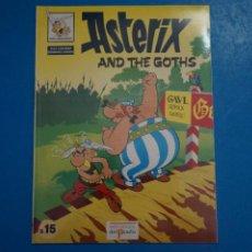 Cómics: COMIC DE ASTERIX AND THE GOTHS EN INGLES Nº 15 AÑO 198? ED. DEL PRADO L 29 B. Lote 289822168